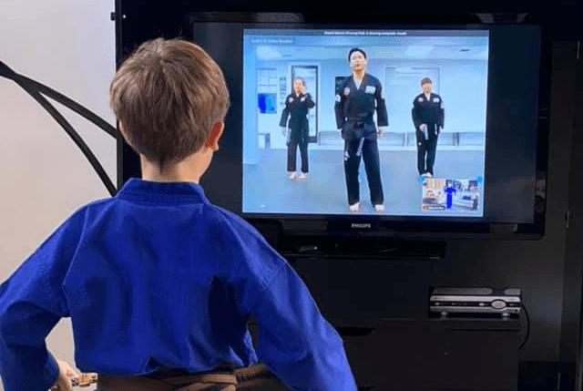 Kidsvirtualnologo, Kicks Martial Arts Institute Fond Du Lac WI