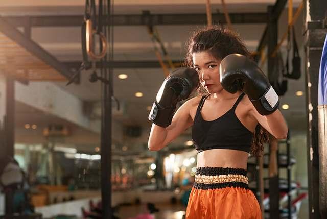 Muaythai1, Kicks Martial Arts Institute Fond Du Lac WI