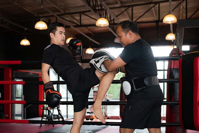 Muaythai3, Kicks Martial Arts Institute Fond Du Lac WI