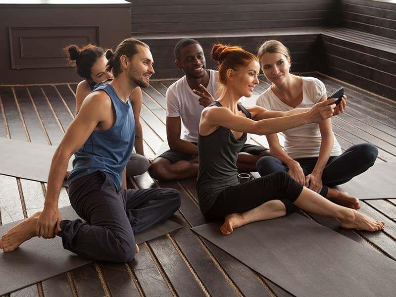 Yoga2, Kicks Martial Arts Institute Fond Du Lac WI