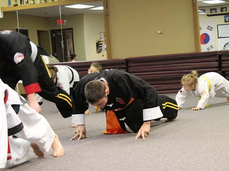 kung-fu classes in Fond Du Lac