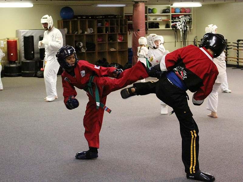 kickboxing classes in Fond Du Lac